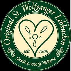Original St. Wolfanger Lebkuchen - Gandl A-5360 St. Wolfgang