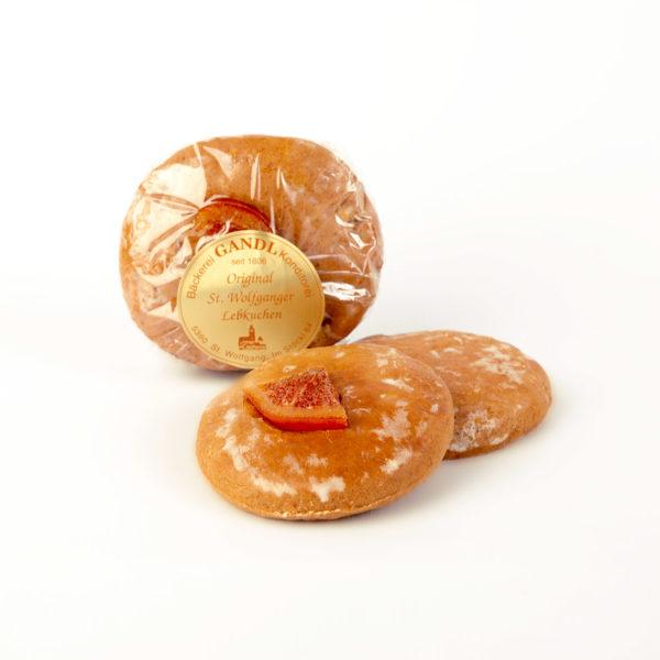 Kleiner Orangenlebkuchen