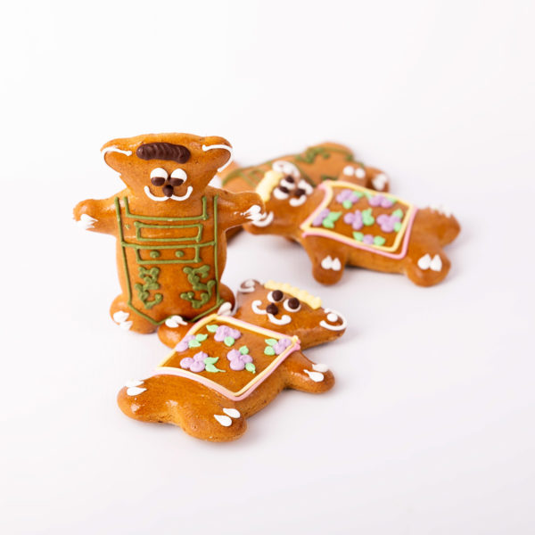 Product Gingerbread Teddy